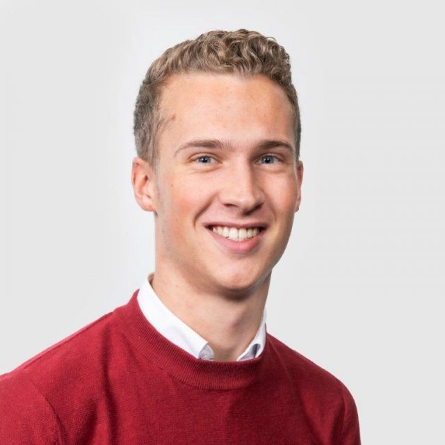 Mart Raimond Mechatronics Engineer